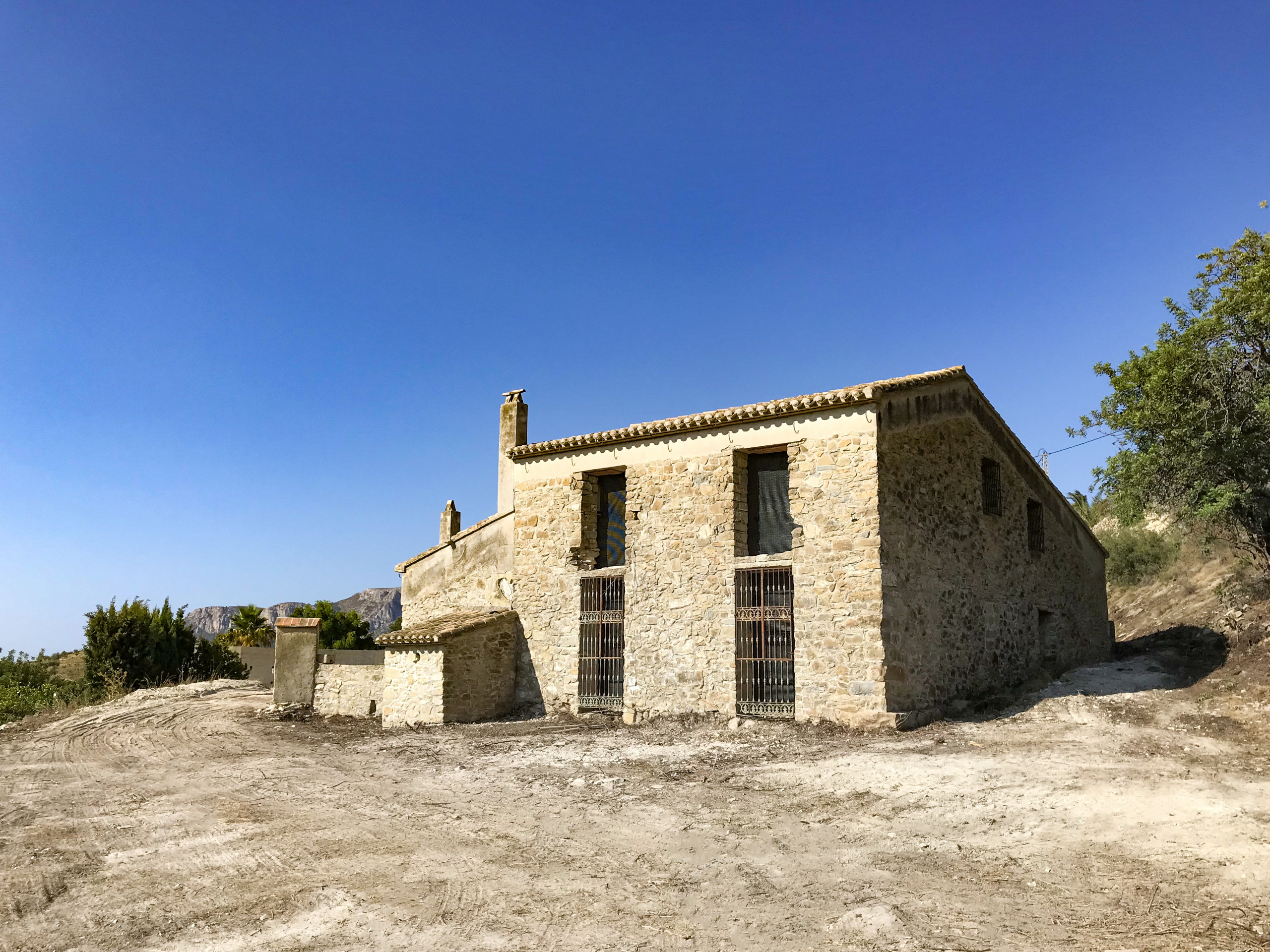 Rural houses in benissa casa rural calpe benissa - Casas en benissa ...